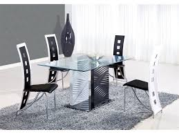 Modern White Dining Room Set Dining Room Furniture Atlanta Blake Cocom