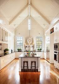 sloped ceiling recessed lighting kitchen traditional with vaulted ceiling narrow window best lighting for sloped ceiling