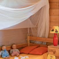 <b>Полог от</b> комаров для кровати. Мастер-класс с фото