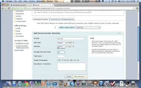 how to use resume builder in naviance how to use resume builder in naviance