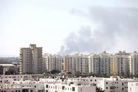 ليبيا -  تفجير انتحاري مزدوج واشتباكات في بنغازي