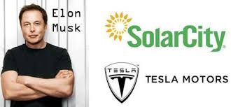 Image result for Solar City, Tesla