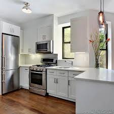 Walnut Floor Kitchen Kitchen Idea Of The Day A Clean White Kitchen Submitted By