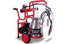 Melasty Double <b>Milking</b> Machine (Mobile) - Aluminum Steel Bucket ...