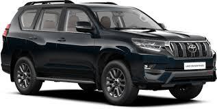 Toyota Land Cruiser Prado | Описание модели и особенности