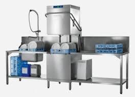 Hobart AMXR-<b>10A</b> Passthrough Dishwasher With Drain <b>Heat</b> ...