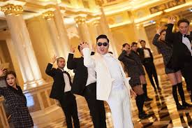 <b>Psy's</b> '<b>New Face</b>' filmed at The Venetian Macao and The Parisian ...