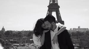 Ellen + Jeremy | <b>Paris</b>, <b>France</b> | Eiffel <b>Tower</b> - <b>Love</b> Stories TV