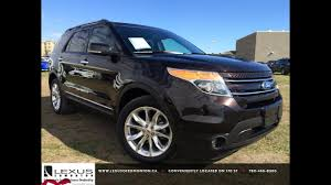 Pre Owned Brown 2013 <b>Ford Explorer</b> 4WD Limited In Depth ...