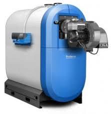 Напольный газовый конденсационный <b>котел Buderus Logano</b> ...