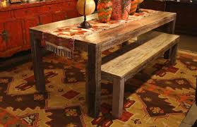 Rustic Wood Dining Room Table 1000 Images About Rustic Furniture On Pinterest Antiquing Wood