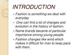 essay about fashion and youth   galerisenyuzcom essay about fashion and youth