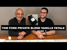 NEW <b>Tom Ford</b> Private Blend <b>Vanille Fatale</b> REVIEW with ...