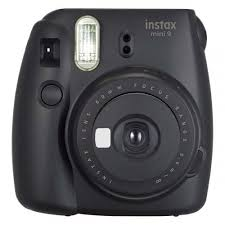 <b>Fujifilm Instax Mini</b> 9 <b>Black</b> - Instant Moments Kit | Ted's Cameras