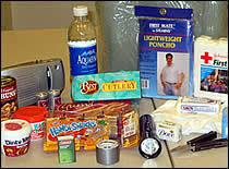 <b>Emergency</b> Supplies for Earthquake Preparedness | Natural ...