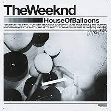 The <b>Weeknd</b> - <b>House Of</b> Balloons [2 LP] - Amazon.com Music