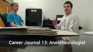 career journal anesthesiologist career journal 13 anesthesiologist