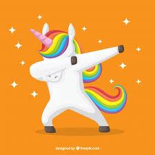 <b>Dabbing Unicorn</b> Images | Free Vectors, Stock Photos & PSD