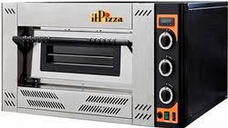 <b>Печи для пиццы</b> газовые - оборудование для пиццерий