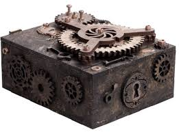 <b>Шкатулка с секретом Gearbox</b> | Decorative boxes, Box, Home decor