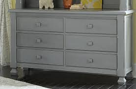 babys dream everything nice double dresser vintage grey baby kids baby furniture