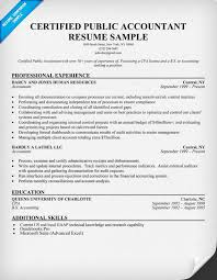 cpa resume example   resume examples and resume