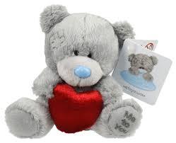 Купить мягкая игрушка 1 TOY <b>Мишка</b> Me to You с сердечком 9 см ...