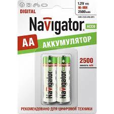 <b>Аккумулятор</b> Navigator 94 464 NHR-2500-<b>HR6</b>-BP2 ...