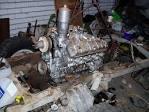 Видео двигателя на газу