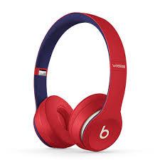 <b>Beats Solo3 Wireless</b> Headphones - <b>Beats Club</b> Collection - <b>Club</b> Red