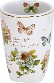 <b>Стакан Avanti Butterfly</b> Garden купить: в интернет магазине ...