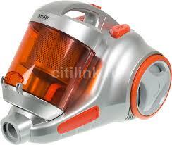 Обзор товара <b>пылесос MYSTERY MVC-1125</b>, оранжевый ...
