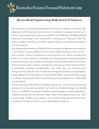 sop biomedical engineering writing biomedical science personal sample sop for biomedical engineering