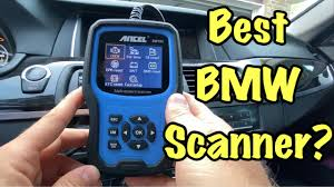 <b>Ancel BM700</b> BMW Scan Tool Overview - BMW Scanner - YouTube
