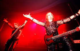 """""""<b>Cradle Of Filth</b>"""" performing on stage - Naki — Google Arts & Culture"""