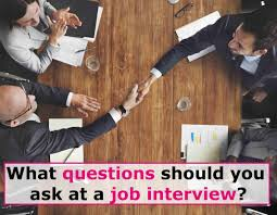 blog talentedge a specialist finance recruitment company for what questions should you ask at a job interview