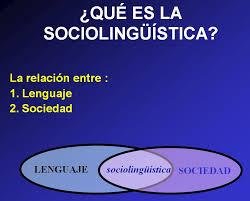 Resultado de imagem para sociolinguistica