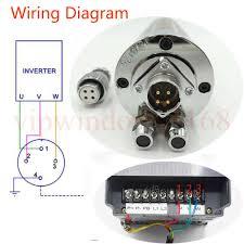 <b>800W</b> CNC <b>Spindle Motor</b> 110V <b>Water</b>-<b>Cooled</b> +1.5KW VFD Inverter ...