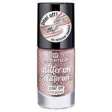 <b>Лак для ногтей</b> `ESSENCE` <b>GLITTER</b> ON <b>GLITTER</b> OFF тон 02 8 мл