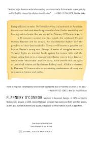 the violent bear it away a novel fsg classics flannery o the violent bear it away a novel fsg classics flannery o connor 9780374530877 com books