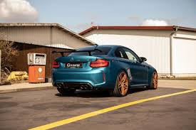 2019 <b>G</b>-<b>Power</b> BMW <b>M2</b> Competition Rear Angle View. | Bmw <b>m2</b> ...
