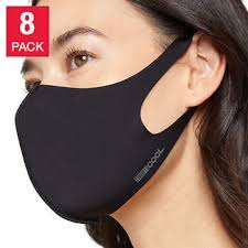32 Degrees <b>Adult</b> Unisex <b>Face</b> Cover, 8-pack Regular Size