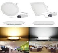 Slim <b>LED</b> Panel light