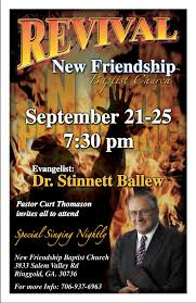 next meeting 10 00 a m thursday 10th 2009 bible 9 21 revival flyer