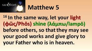 Image result for the salt and light image