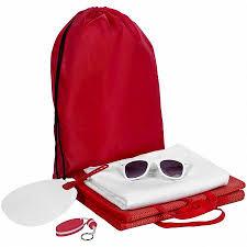 <b>Пляжный</b> набор <b>Beach</b> Relax, красный купить по цене 2 740 ...