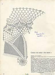 Испанский журнал по вязанию <b>салфеток</b> и скатертей Ganchillo ...
