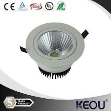 China Recessed Downlight COB <b>3W</b>/<b>5W</b>/7W/<b>10W</b>/15W/<b>20W</b>/30W ...