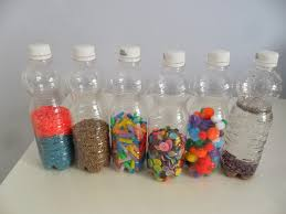 Image result for botellas de sonidos montessori