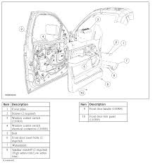 similiar 2007 ford f 150 parts diagram keywords 2007 ford f150 parts diagram how to remove door panel on 2005 f150 fx4